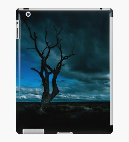 Tree In A Storm iPad Case/Skin