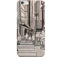 State street  iPhone Case/Skin