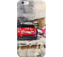 State alley  iPhone Case/Skin