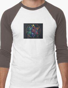 VAV - 6 - Power to Connect Heaven & Earth Men's Baseball ¾ T-Shirt