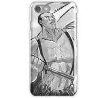 John Henry iPhone Case/Skin