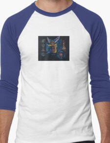 "DALET - 4 - The Door to ""I AM"" Men's Baseball ¾ T-Shirt"