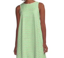 Sweet Treats  A-Line Dress