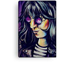 Punk Icon Canvas Print