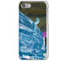 Greek Islands - ship wreck iPhone Case/Skin