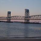 NY City Draw Bridge by Jacker