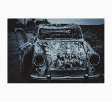 Rustic Car Kids Tee