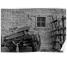 Mesilla Wagon Poster