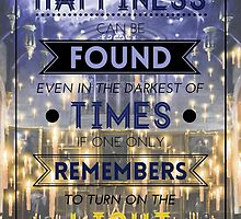 Happiness Can Be Found by codakmoments