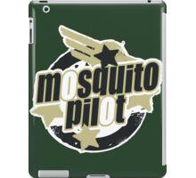 Mosquito Pilot iPad Case/Skin