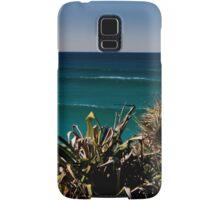 Ocean Swells, Cabarita NSW Australia Samsung Galaxy Case/Skin