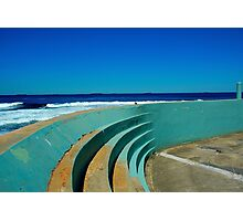 cowrie hole Photographic Print