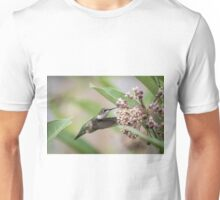 Ruby Throated Hummingbird 2016-1 Unisex T-Shirt