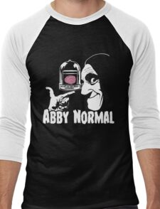 Abby Normal Men's Baseball ¾ T-Shirt
