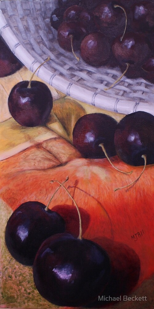 Cherries Jubilee by Michael Beckett