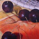 Cherries Jubilee by Michael Beckett