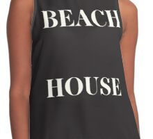 Beach House Contrast Tank