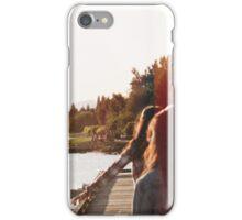 The Boardwalk iPhone Case/Skin