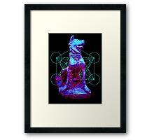 Caneon Framed Print