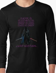 The Gray Jedi  Long Sleeve T-Shirt