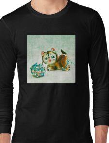 Kitty Mischief Long Sleeve T-Shirt