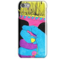 Helping Hands No. 1 iPhone Case/Skin