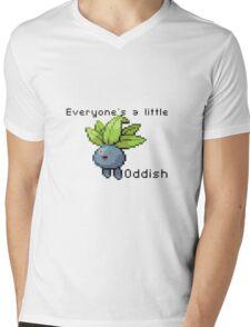 Everyone's a Little Oddish Mens V-Neck T-Shirt