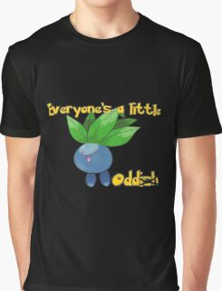 Everyone's a little Odd Graphic T-Shirt