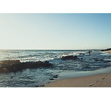surfing bliss Photographic Print