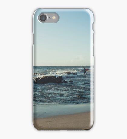 surfing bliss iPhone Case/Skin