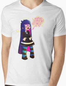 Stocking Rampage - SFW Mens V-Neck T-Shirt