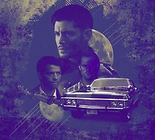 Team Free Will by emmacortel