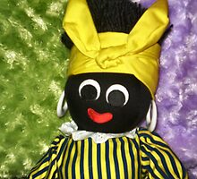 *Beautiful Black Raggedy Ann Doll* by EdsMum
