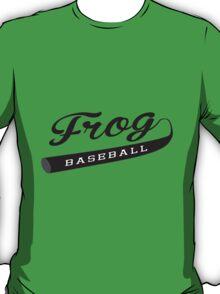 Frog Baseball Beavis and Butt-Head's Favorite Sport T-Shirt