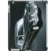 1971 Cadillac Hearse iPad Case/Skin