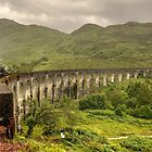 Glenfinian Viaduct by Rob Hawkins