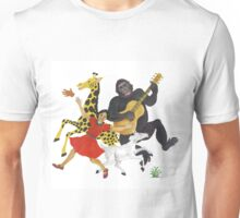 The Alphabet Series - The Letter G Unisex T-Shirt