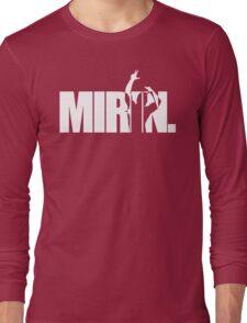 Mirin. (version 2 white) Long Sleeve T-Shirt