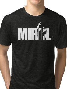 Mirin. (version 2 white) Tri-blend T-Shirt