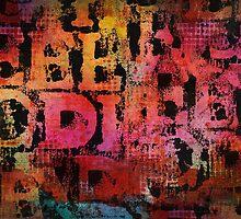 Grunge Typo II by artsandsoul