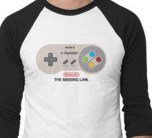The Missing Link Men's Baseball ¾ T-Shirt