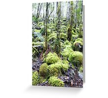 How Green are the Hills Greeting Card