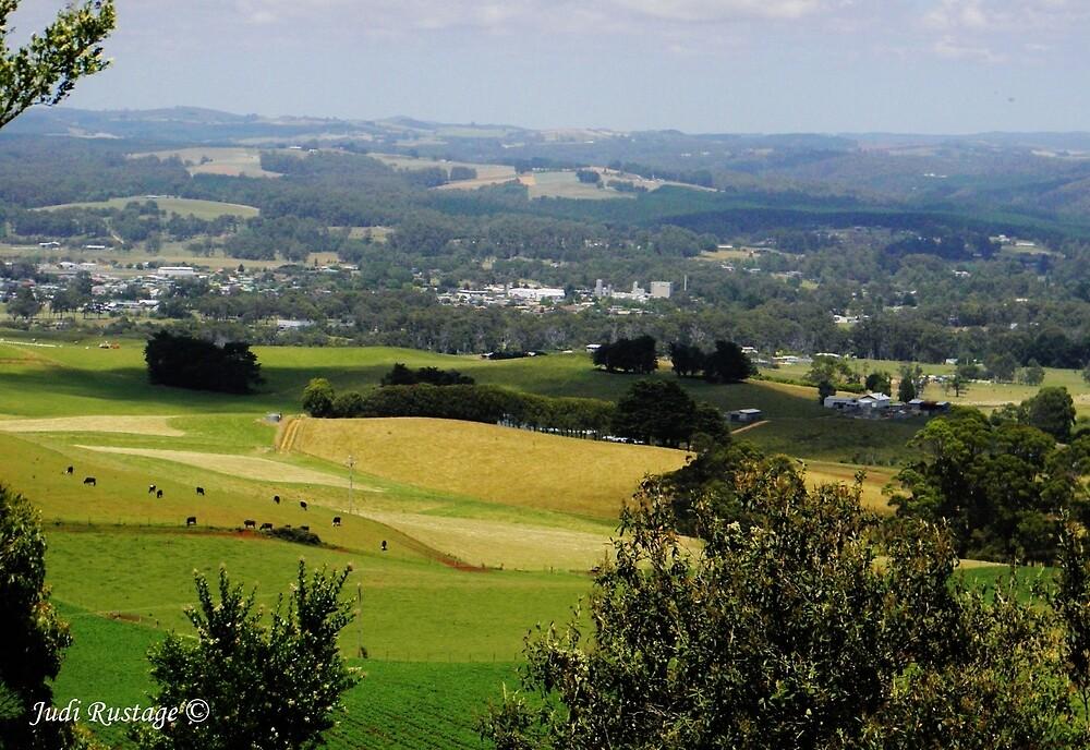 Wynyard, Tasmania by Judi Rustage