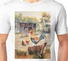 Always the Wake-up call Unisex T-Shirt