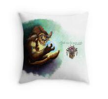 Tauren Throw Pillow