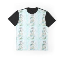 Crystal Ice Mirrors Graphic T-Shirt
