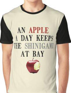 apple Graphic T-Shirt