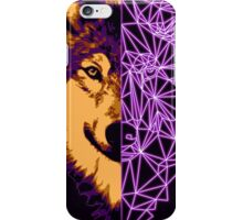 80's Cyber Wolf iPhone Case/Skin