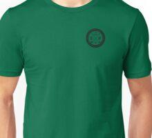 Golfing tshirt - East Peak Apparel - Small Circular Logo Print Unisex T-Shirt