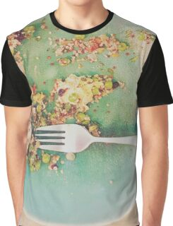Comfort Food: Quinoa Salad with Chicken Graphic T-Shirt